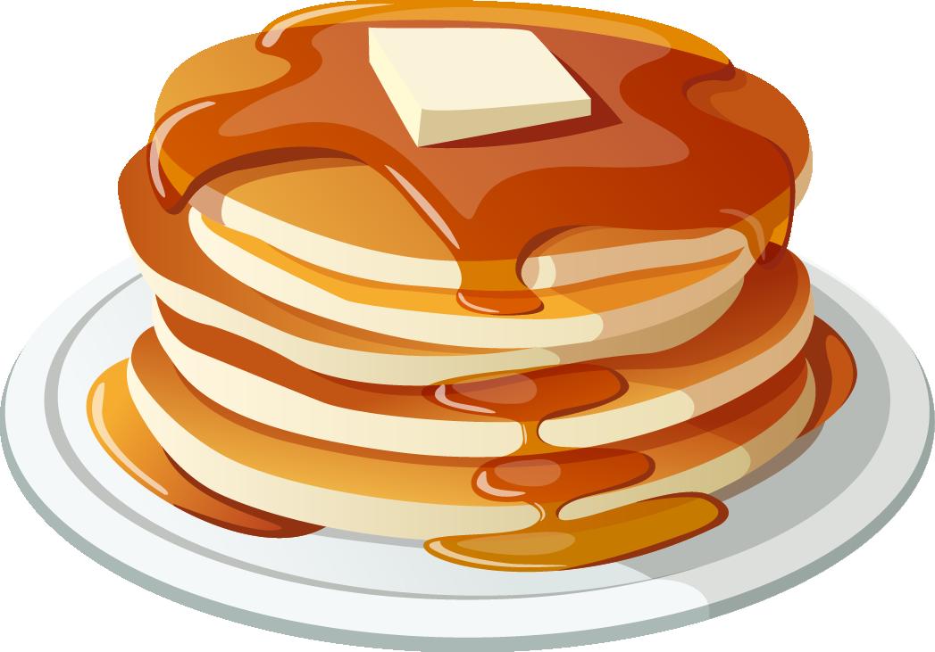 Pancakes clipart big breakfast, Pancakes big breakfast.