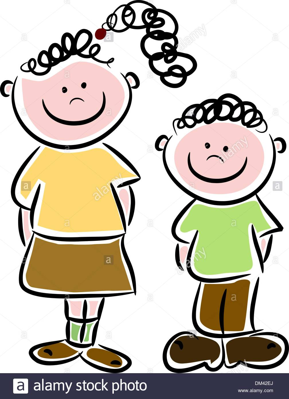 1616 Brother free clipart.