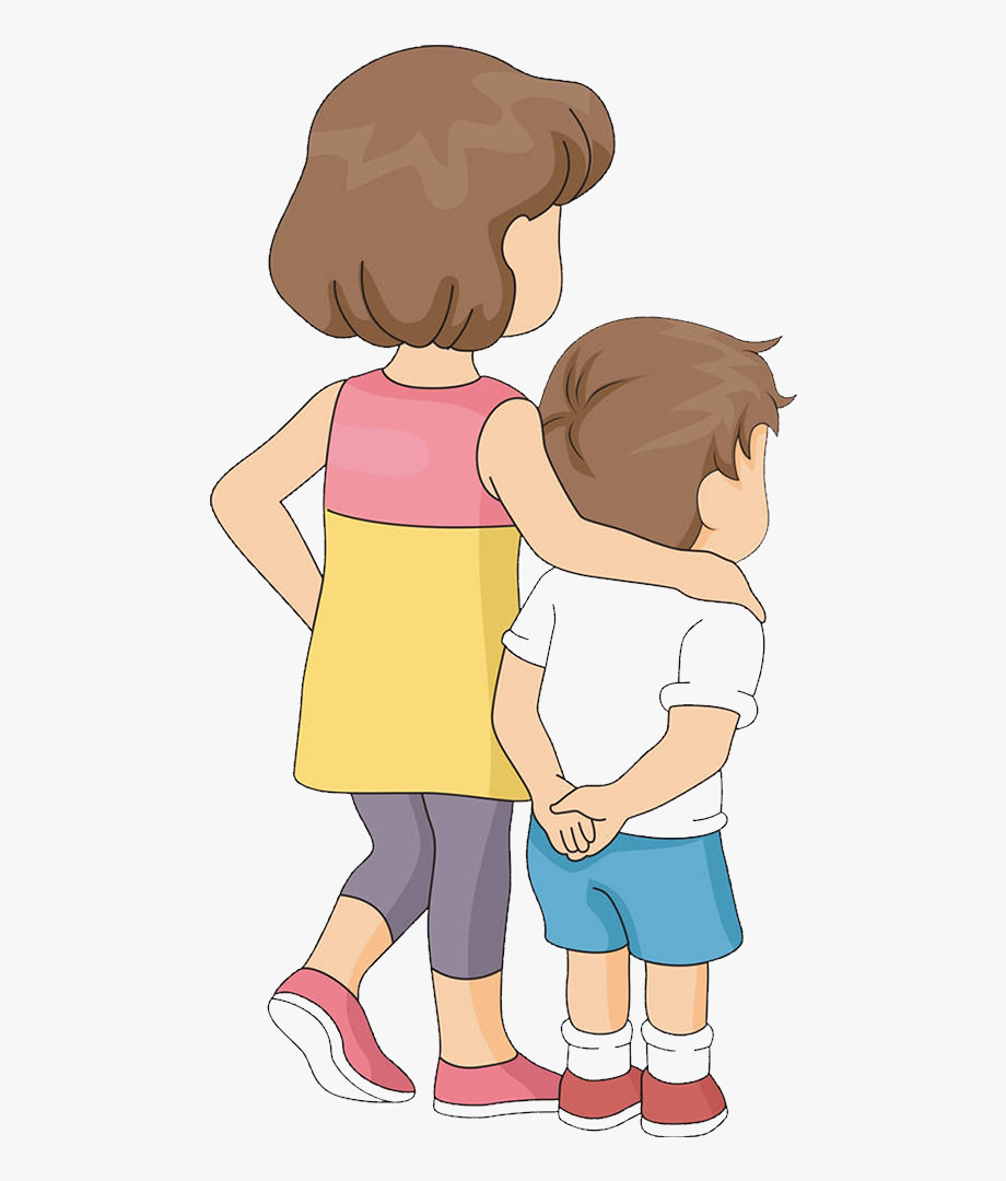 Brother Sibling Drawing Clip Art Find Friends.