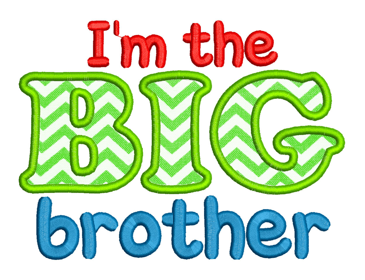 Big brother design.