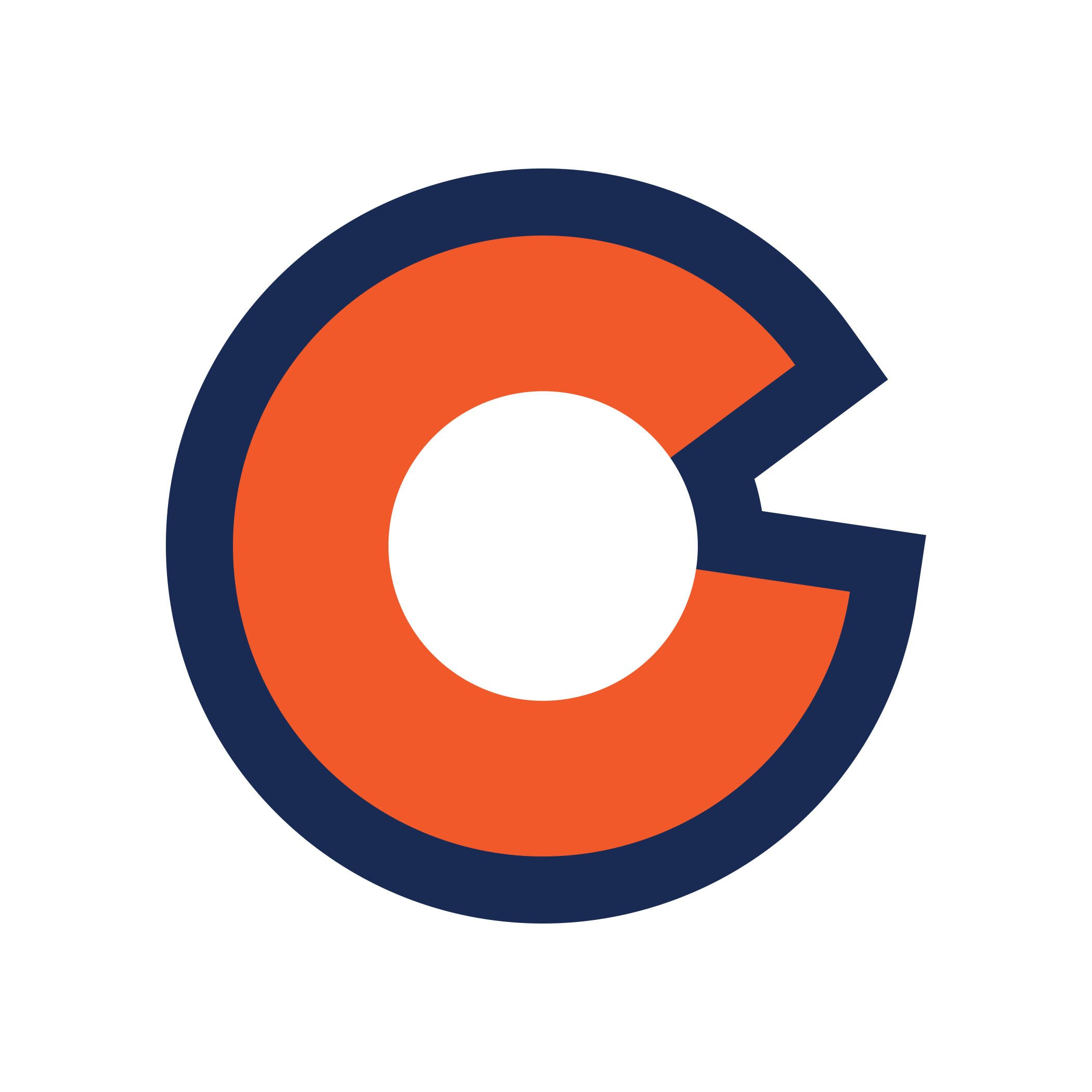 Colorado Big C Sticker.