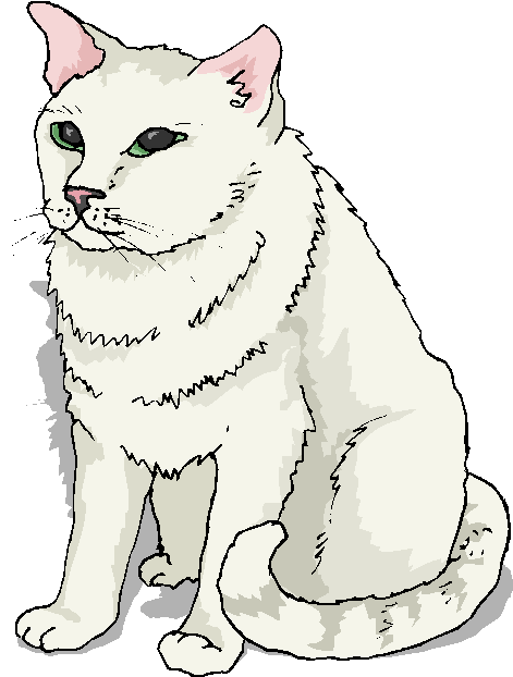 Big Cat Clipart.