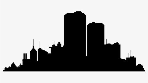 City Silhouette PNG Images, Transparent City Silhouette.