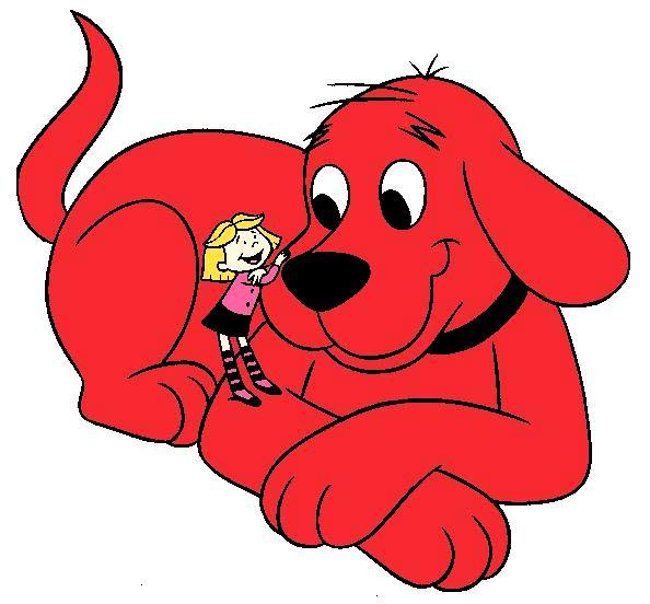 Big Dog Clipart.