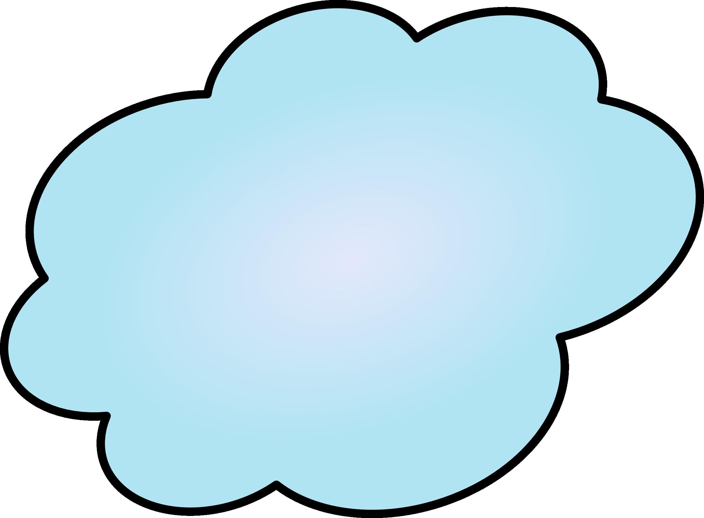 Cloud Clipart (841) Free Clipart Images — Clipartwork.