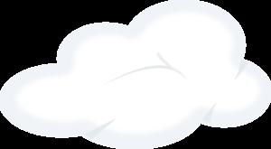 Big Cloud Clip Art at Clker.com.