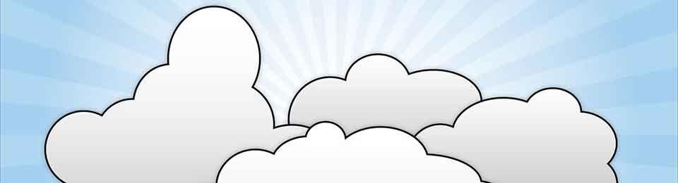 Big Cloud Clipart.