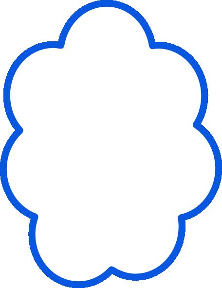 Big Cloud 4 Me Clip Art at Clker.com.