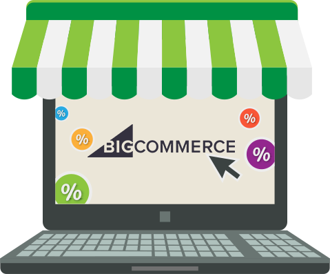 Bigcommerce Website Development Services in India.
