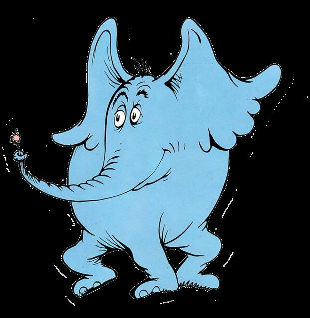Dr. Seuss Clip Art.