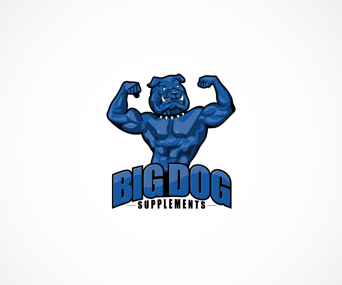 Professional, Masculine, Health Product Logo Design for Big.
