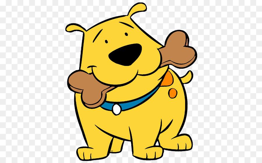 Cartoon Dog clipart.