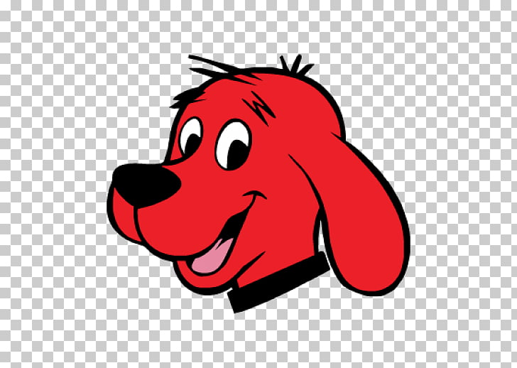 Clifford the Big Red Dog Cdr , dog PNG clipart.