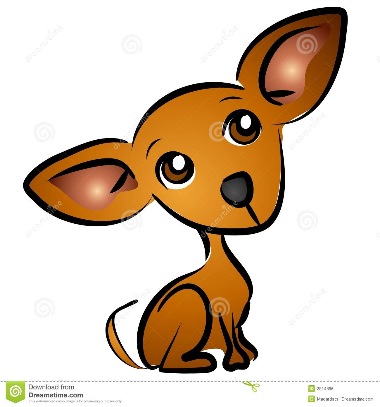 Dog Clipart Small.