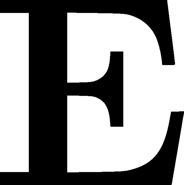 Cyrillic Letter E Clip Art at Clker.com.