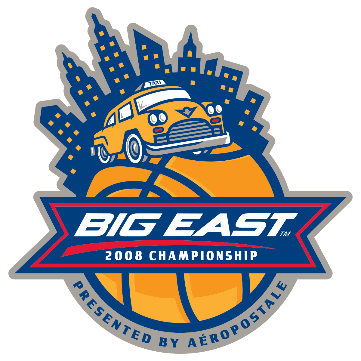 2008 Big East Men\'s Basketball Tournament.