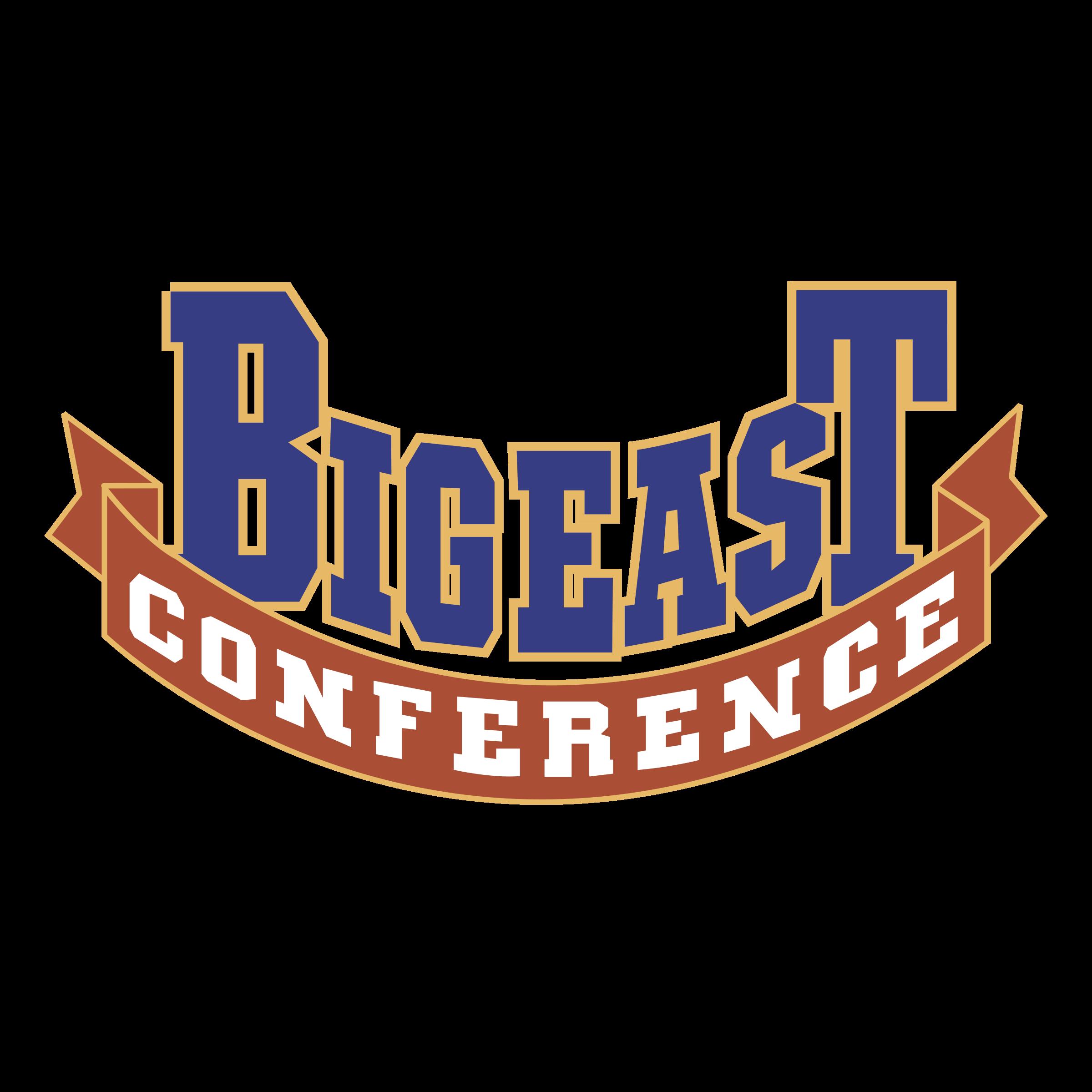 Big East Conference 02 Logo PNG Transparent & SVG Vector.