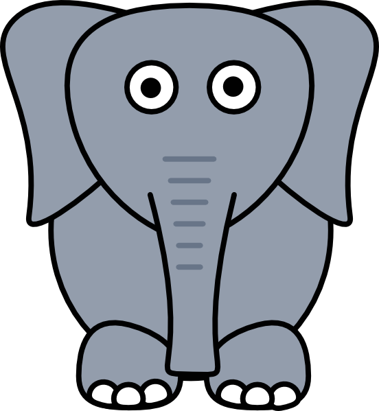 Elephant images clip art cliparting.