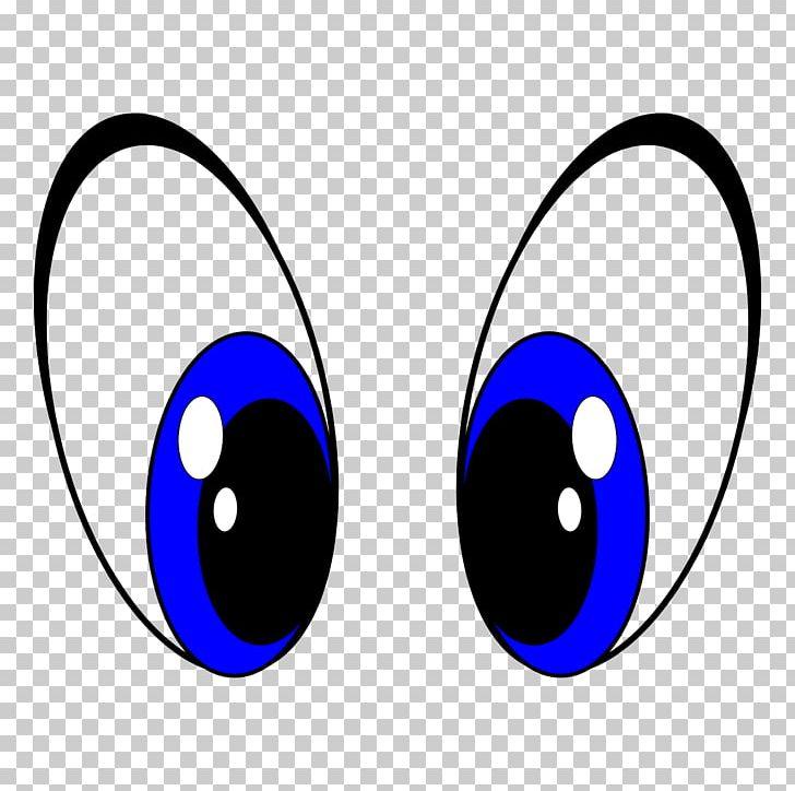 Eye Cartoon PNG, Clipart, Animation, Audio, Big Eyes, Blue.
