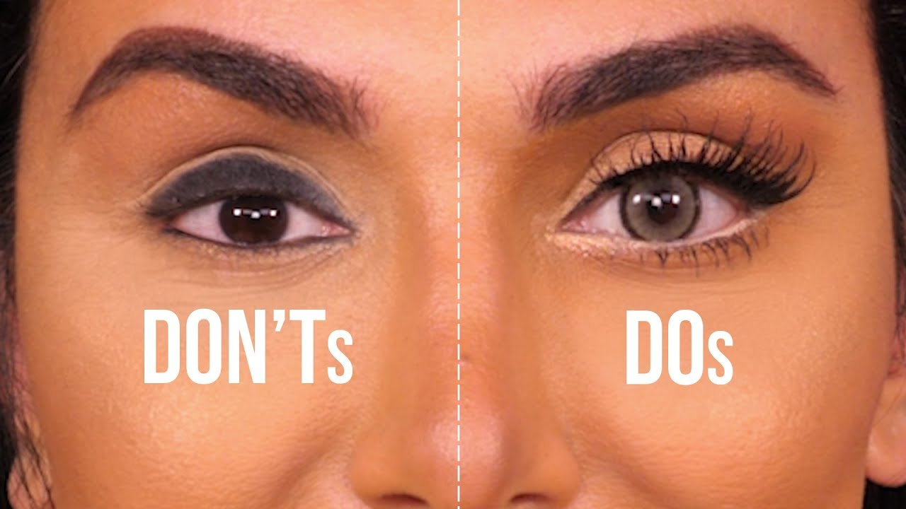 9 Ways To Make Your Eyes Look SO Much Bigger!.