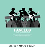 Big fan Clip Art Vector and Illustration. 410 Big fan clipart.