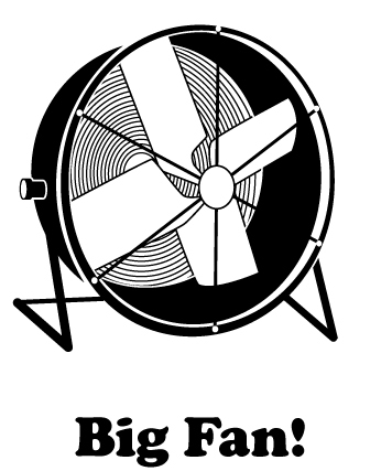 IN MY ROOM » Blog Archive » I'm A Big Fan!.