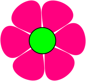 Images of clipart flowers.
