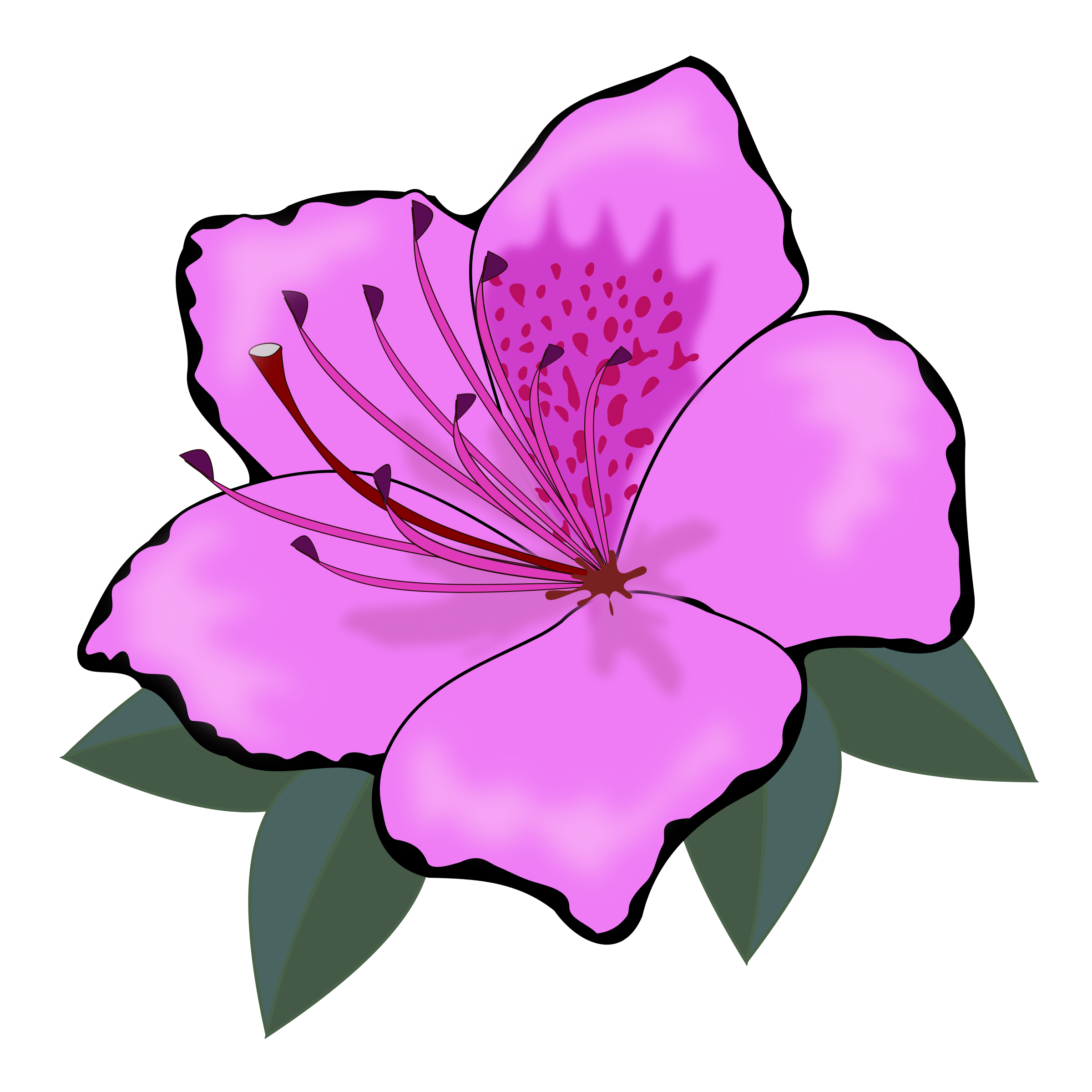 clipart flower clipground cliparts giant