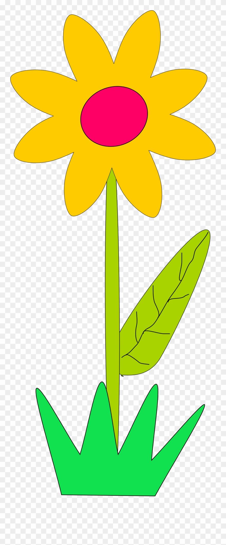 Big Flower Clip Art Cliparts.