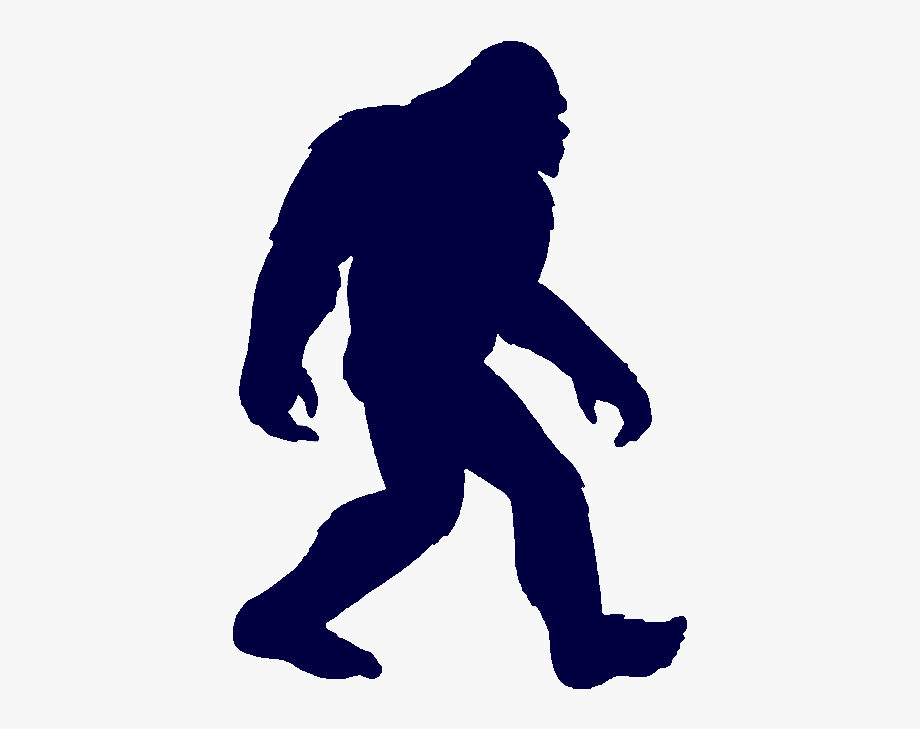 Big Foot Cut Image.