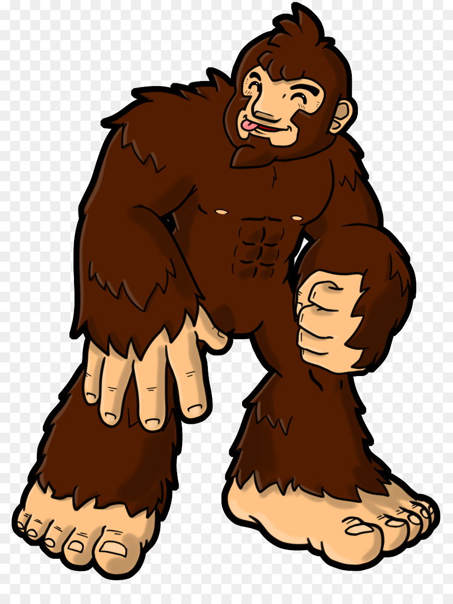 Big foot clipart 8 » Clipart Station.