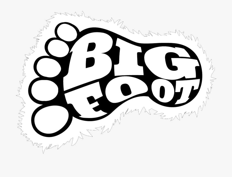 Big Foot Clipart #169158.