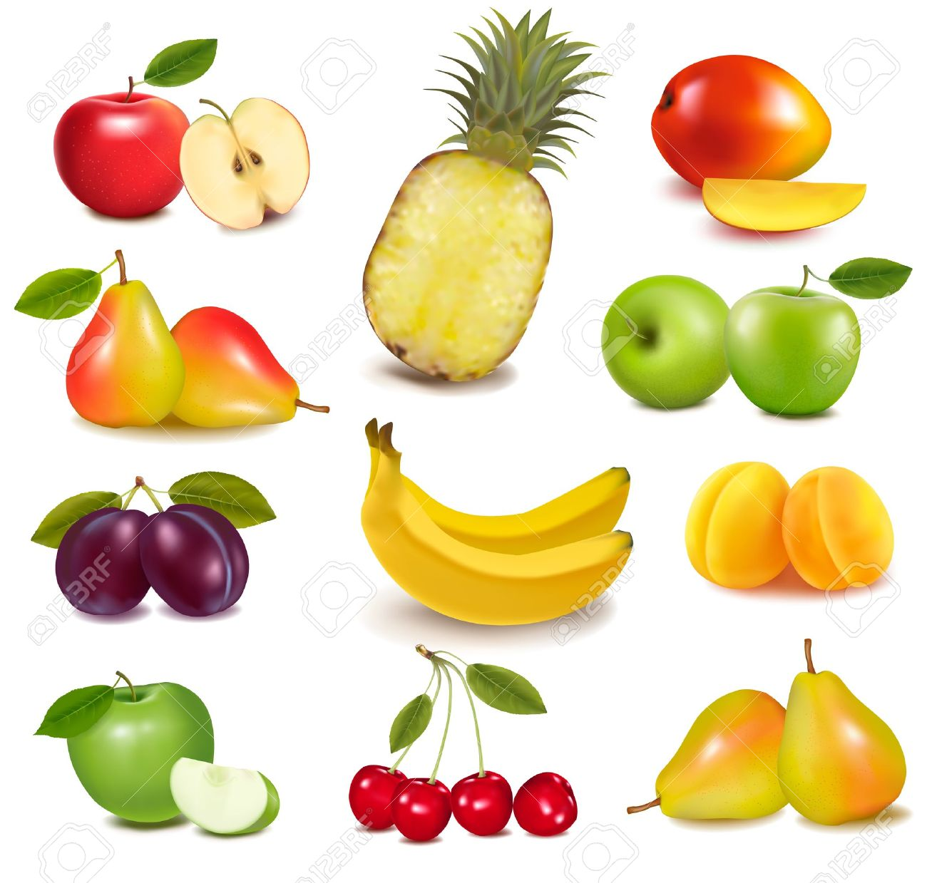 big fruit clipart clipground