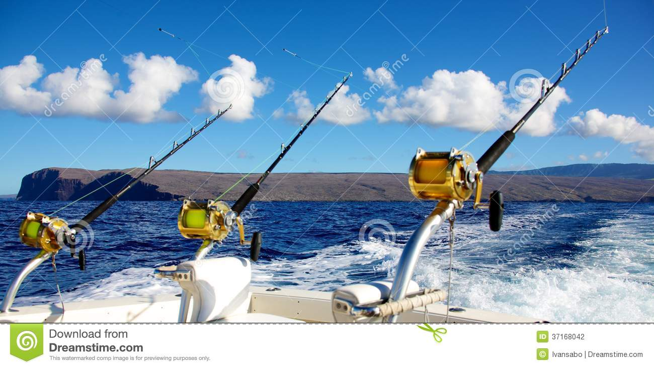 Clipart big game fishing boat.