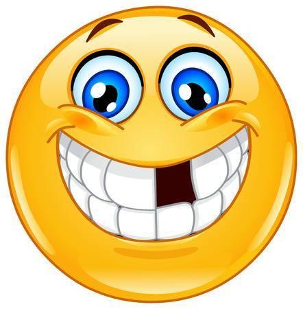 Big grin clipart 1 » Clipart Portal.