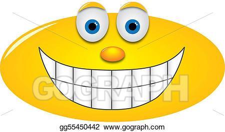 Big grin clipart » Clipart Portal.