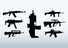 Big Guns, free vectors.