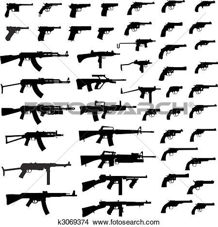 Gun Clipart and Illustration. 22,788 gun clip art vector EPS.