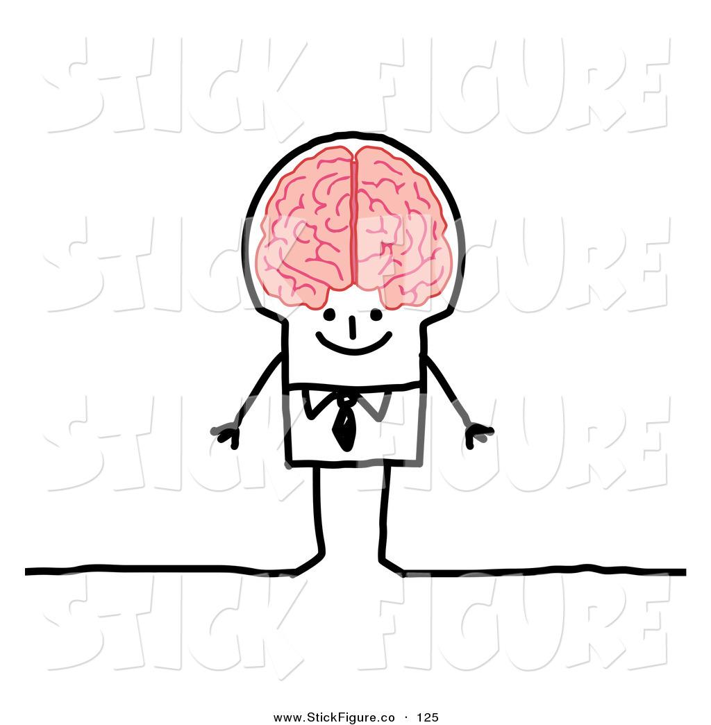 Big Brain Clipart.