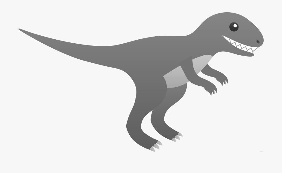 Svg Transparent Stock Trex Clipart Footprint.