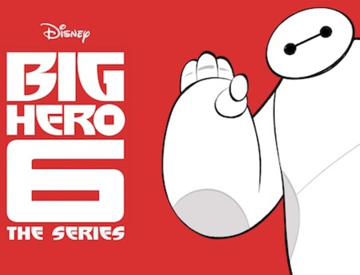 Disney XD to Air \'Big Hero 6\' Series.