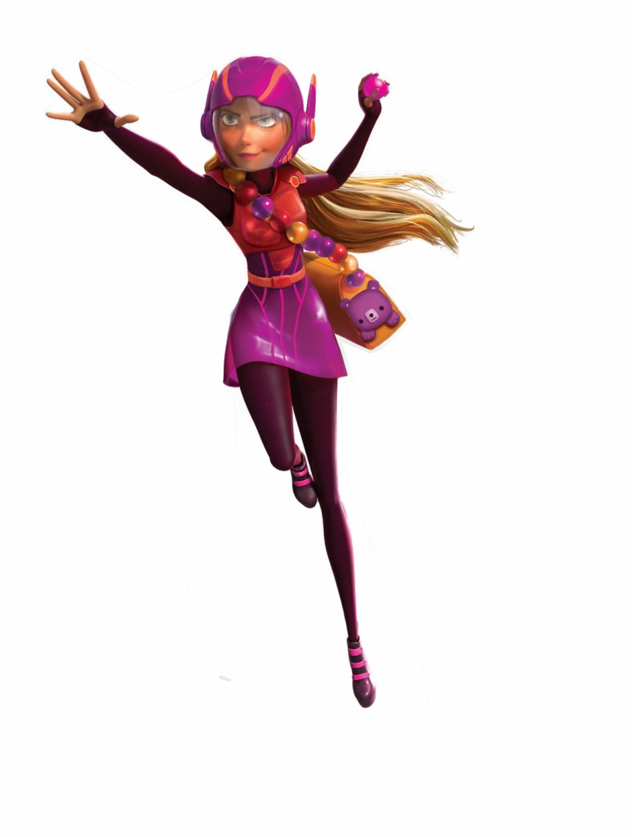 Honey Lemon Png.