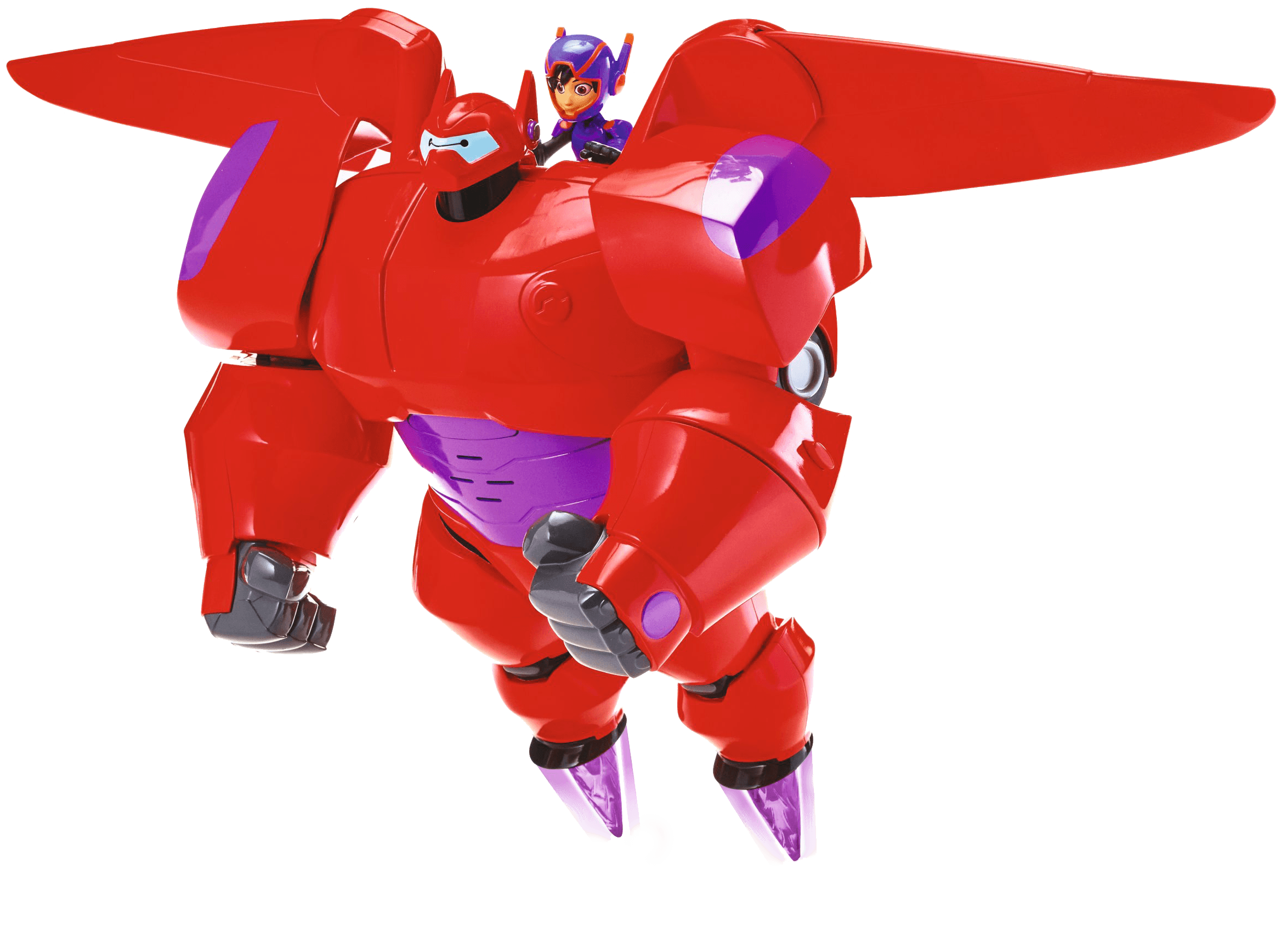 Big Hero 6: The Series.