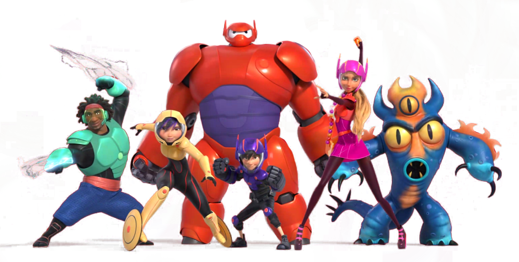 Big Hero 6 (team).