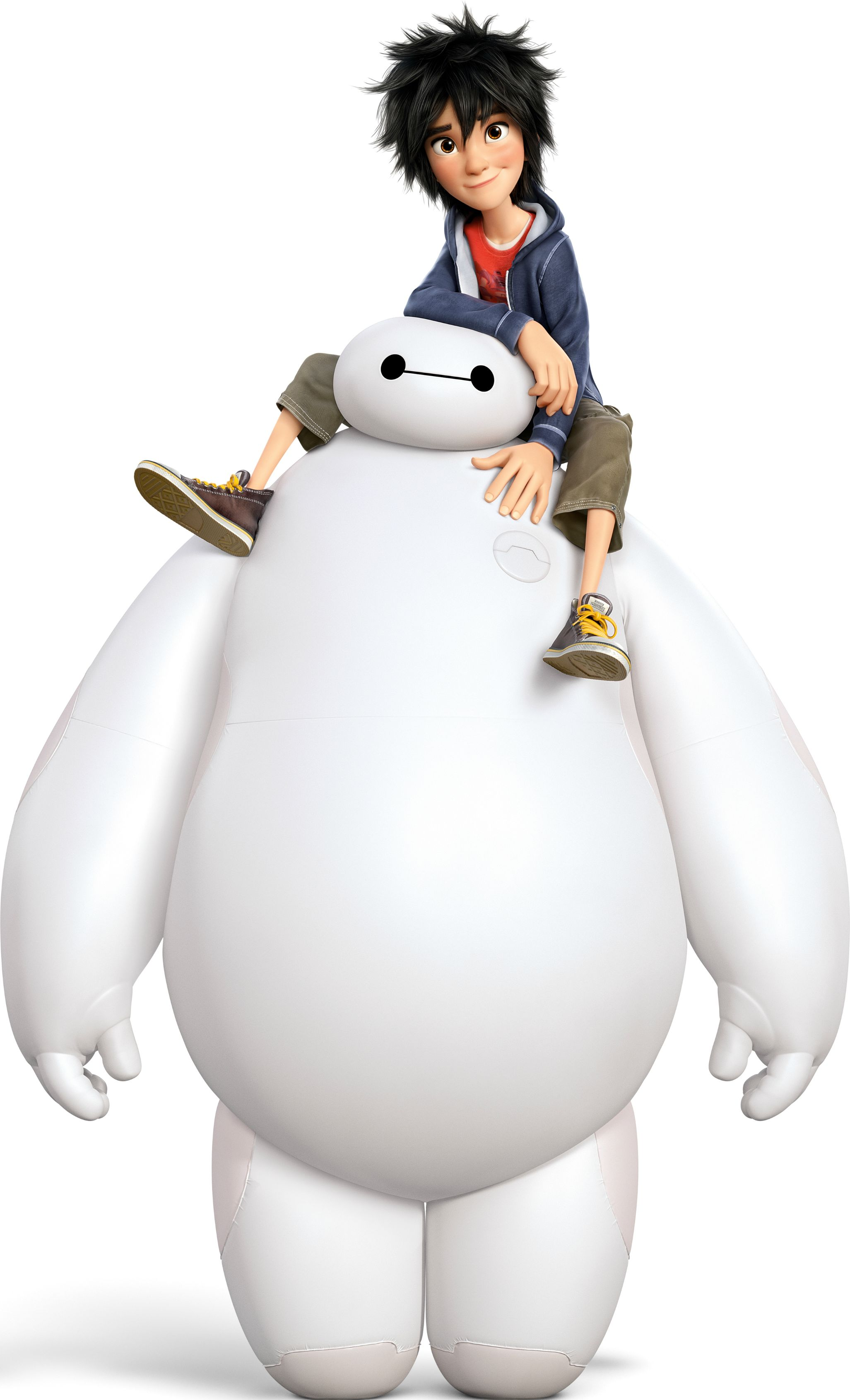 "BIG HERO 6 (2014): On the Un""health""iness of Revenge."