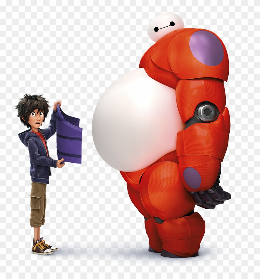 Big Hero 6 Png, Transparent Png.