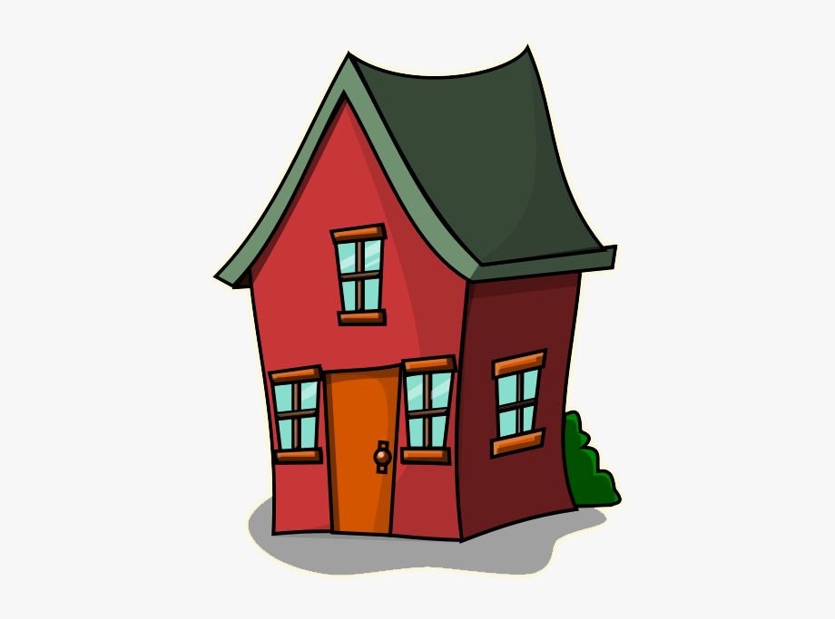 Free Cartoon House.