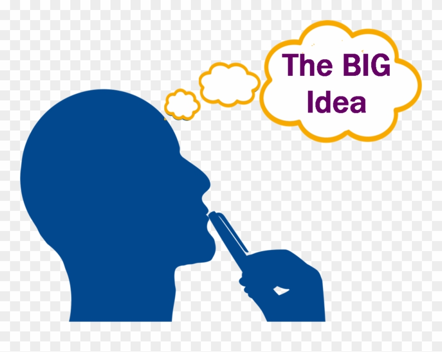 Idea Clipart Big Idea.