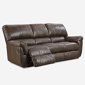 View Simmons Bucaneer Cocoa Reclining sofa Deals at Big Lots.