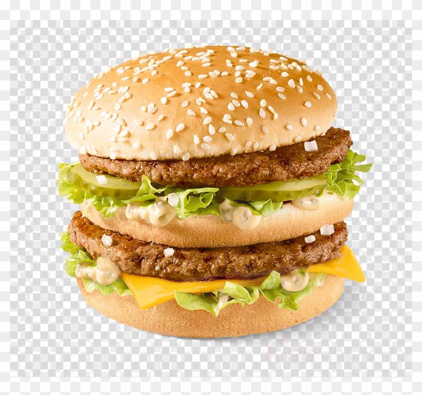 Mcdonalds Big Mac Png Clipart Mcdonald's Big Mac Hamburger.